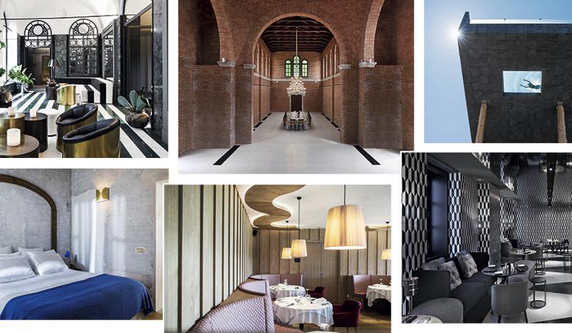 7 дизайнерских отелей: Рим, Милан, Венеция