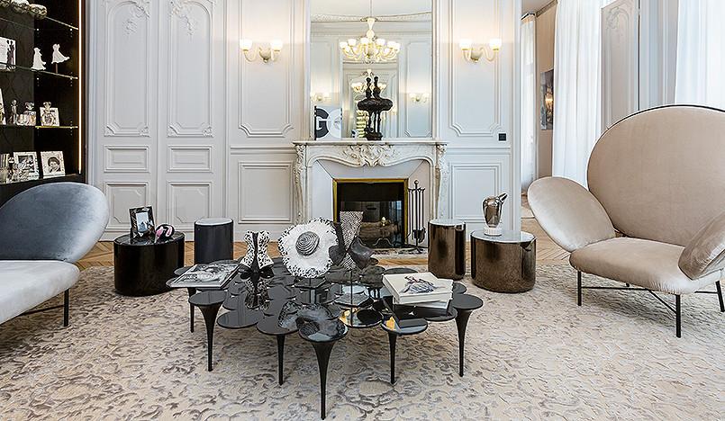 Жерар Февр о роскошной недвижимости и идее art homes