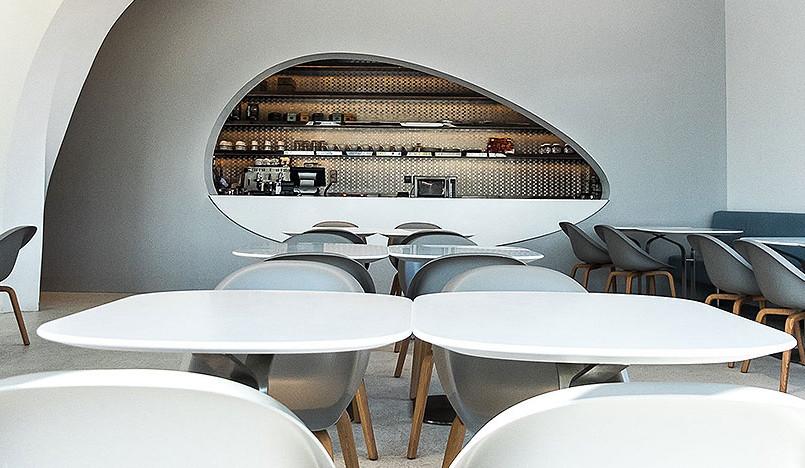 Ресторан Switch: Карим Рашид популяризирует Абу-Даби