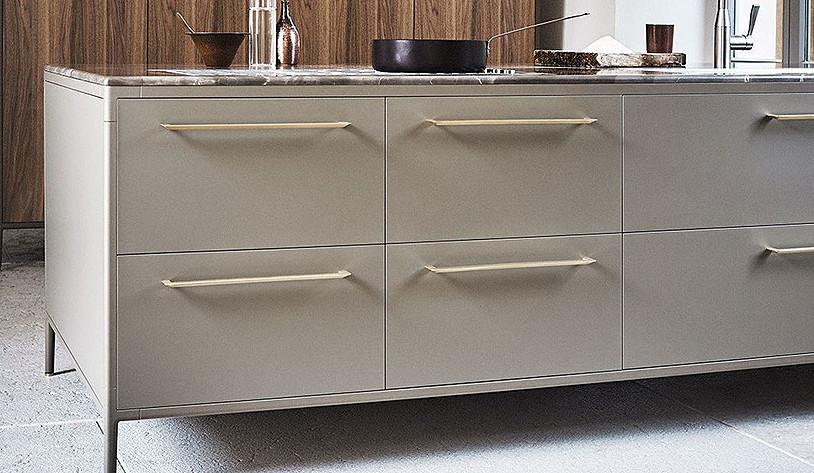 EUROCUCINA 2016: пять новых кухонь