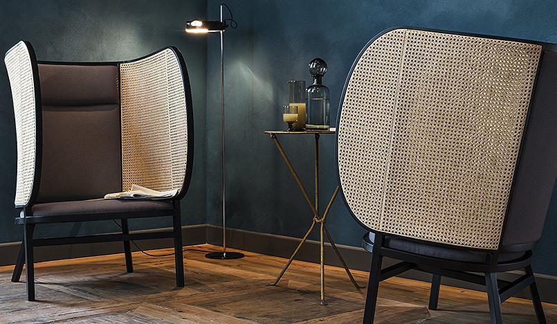 Убежище от Thonet: венское кресло получает золото