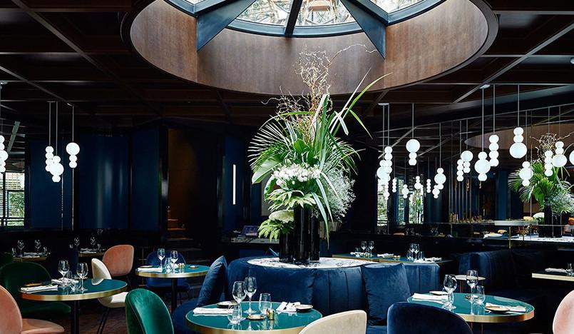 Сара Лавуан спроектировала интерьеры Le Roch Hôtel & Spa Paris