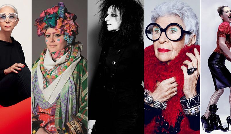 Женщины-праздники дизайнерского мира