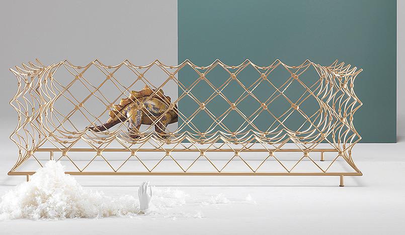 Мебельные хиты: бронза и латунь