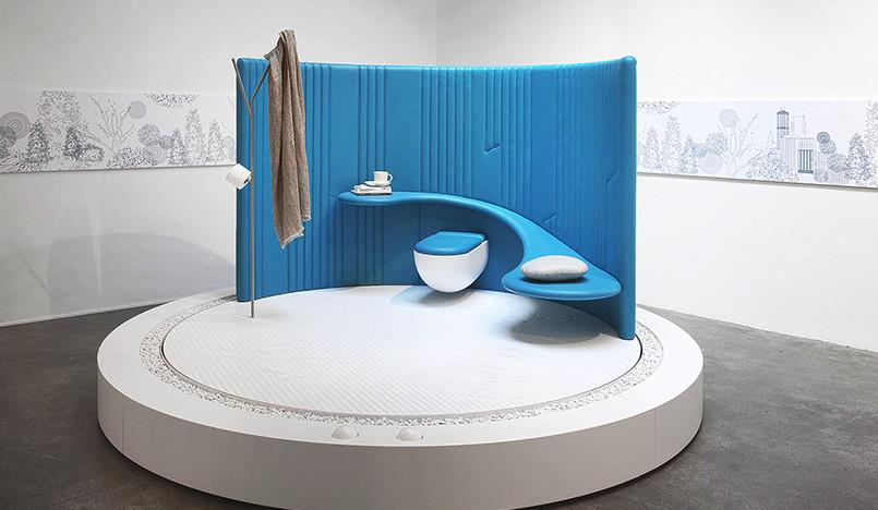 Bath Time Good Time: Как мы проводим время в ванной? Фантазии дизайнеров