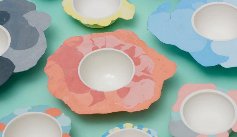 Алиса Волчкова: жидкая керамика