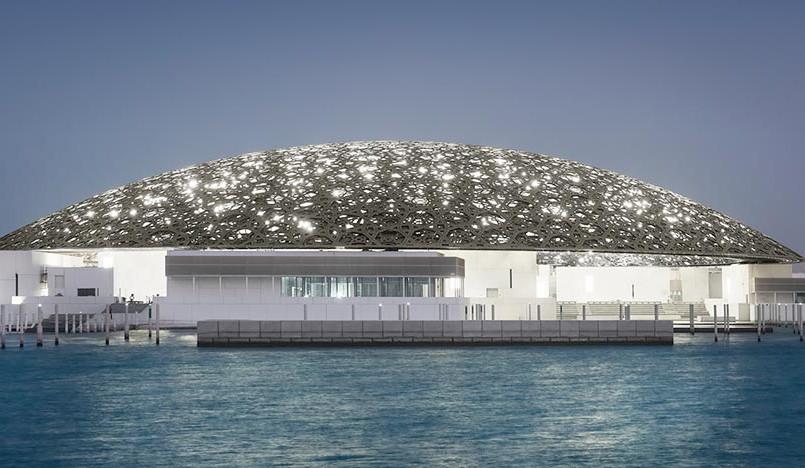 Лувр Абу-Даби открывается 11 ноября