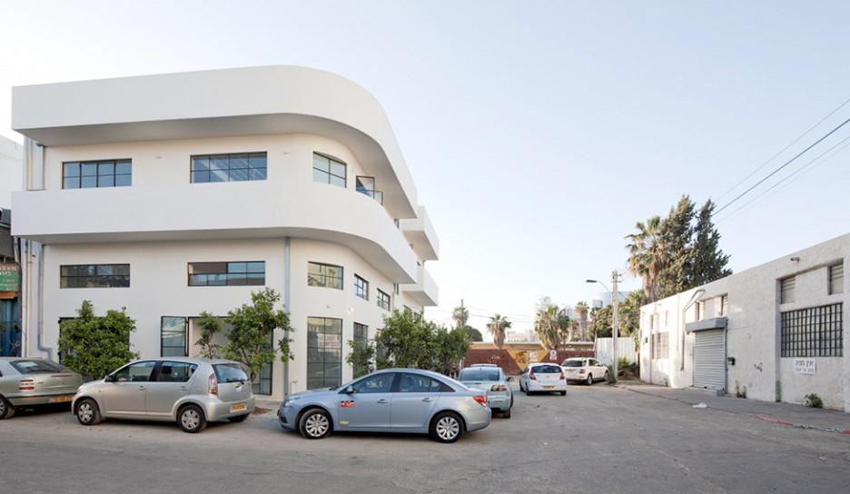Баухаус в Тель-Авиве: проект бюро AN+
