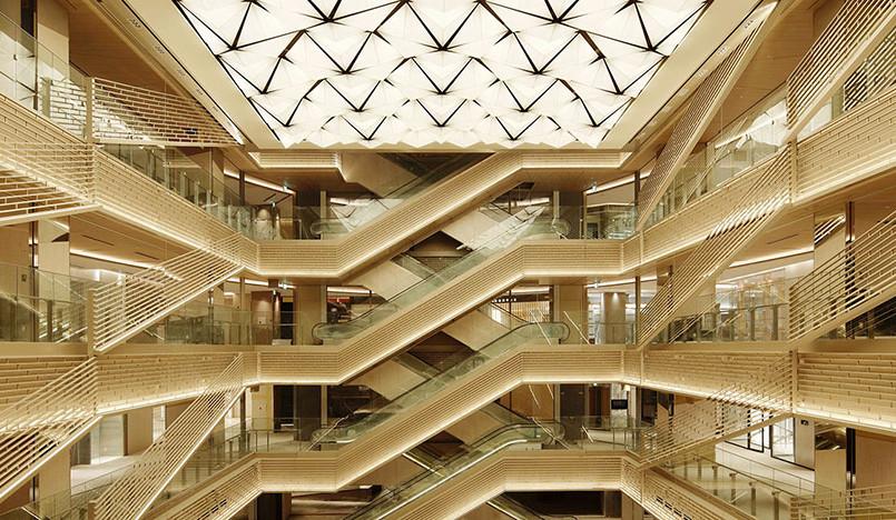 Ginza Six: лучший торговый центр 2017 года