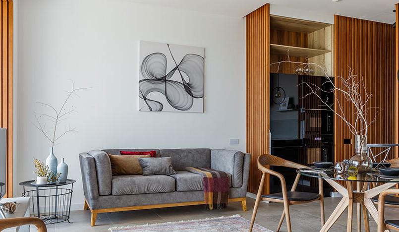 Елена Паунич: рациональная квартира в Сочи