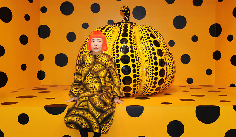 Яёи Кусама, самая популярная японка в мире и ее музей