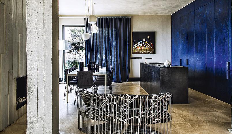Пять звезд. Кухни-столовые от европейских дизайнеров