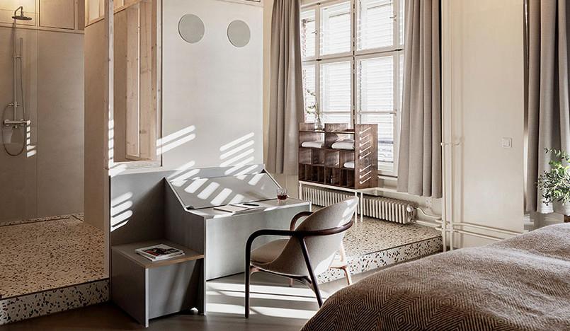 Jonathan Tuckey Design и Сигурд Ларсен: мягкий минимализм
