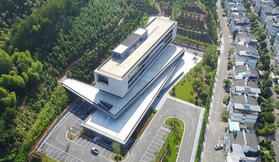 UAD: офис в китайской провинции