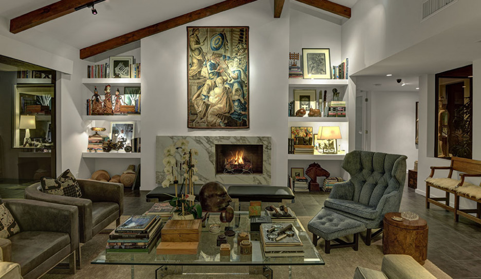 Калифорнийский дом Джея Харта выставлен на продажу