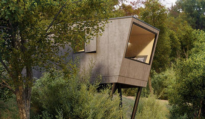 Drop Box: гостиница для автономной жизни