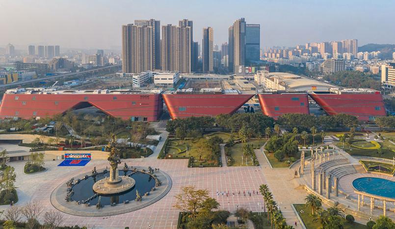 Лучшие постройки 2019: культурный центр в Шэньчжэне