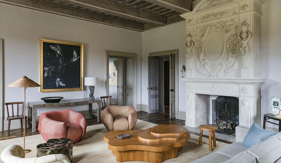 Дом дизайнера Пьера Йовановича в Провансе