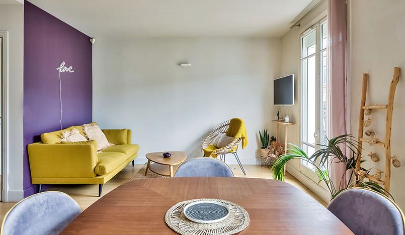 Neva Interior Design: квартира за один месяц и 5 тысяч евро