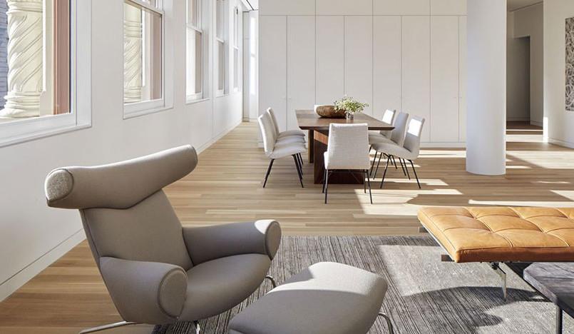 Шигеру Бан и Брэд Форд: жилой комплекс в Нью-Йорке