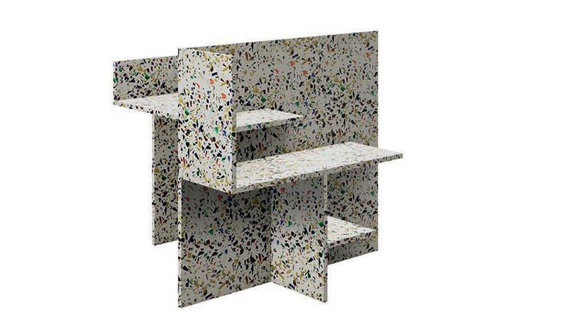 Патрисия Уркиола: фейковый стол для Cappellini