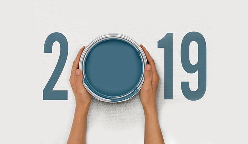 Цвет 2019 года по версии Behr