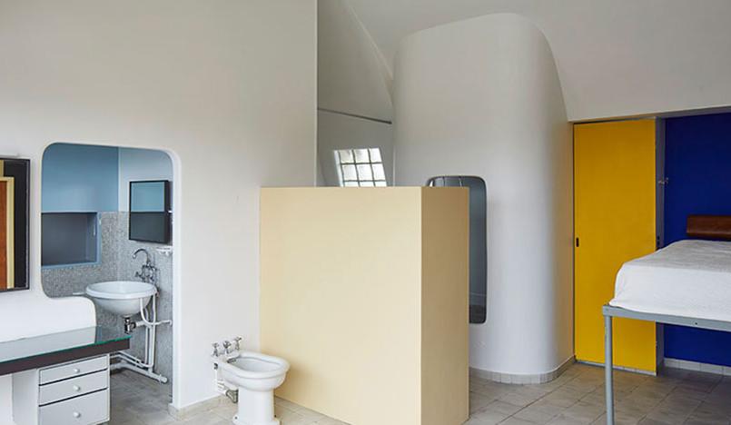 Квартира Ле Корбюзье открыта для посещения