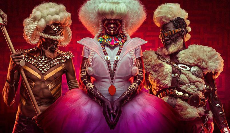 Афрофутуризм: черная пантера, Ваканда и 4G
