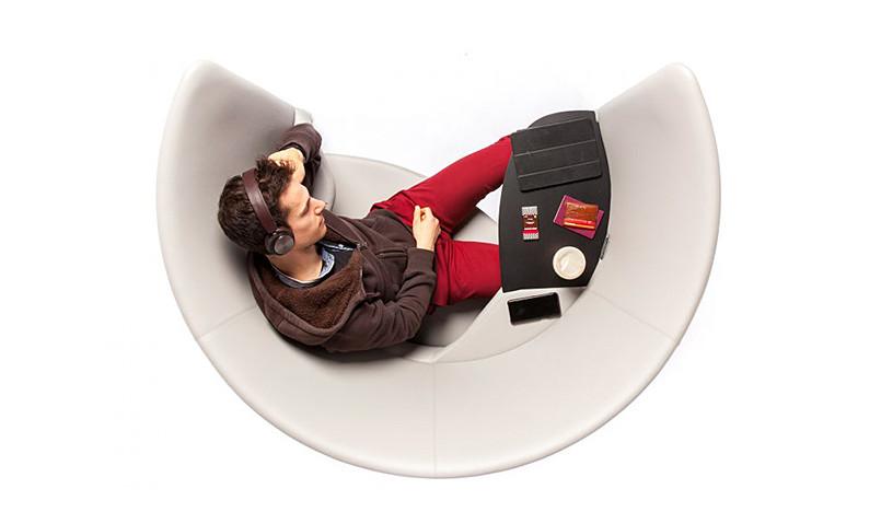 Foster + Partners: кресла для трудоголиков