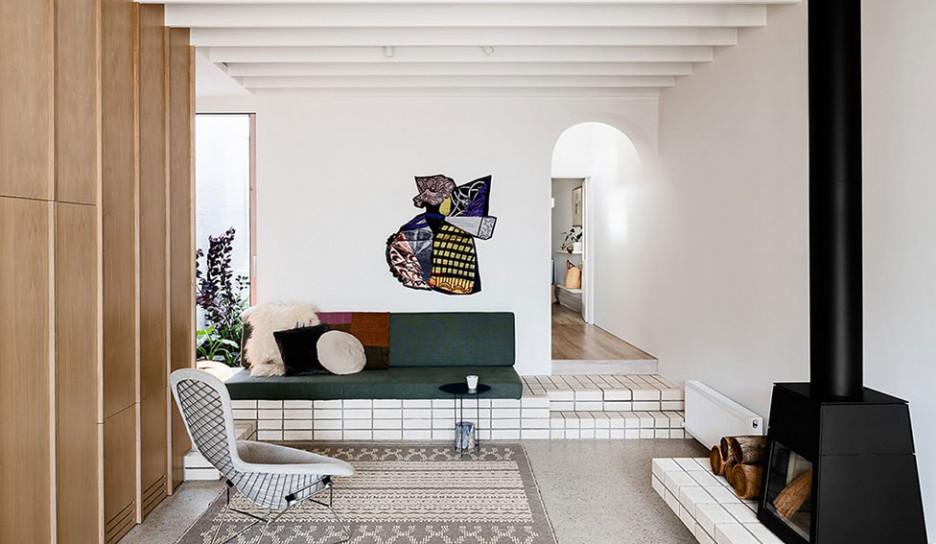 Небольшой дом для семьи по проекту Folk Architects