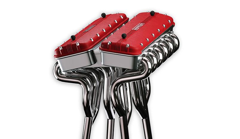 Марк Ньюсон для Ferrari: Art Edition