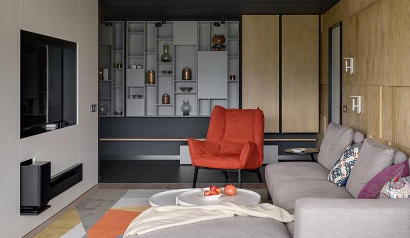Ника Воротынцева: квартира с необычной планировкой