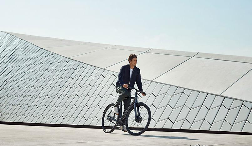 Велосипед, который невозможно украсть