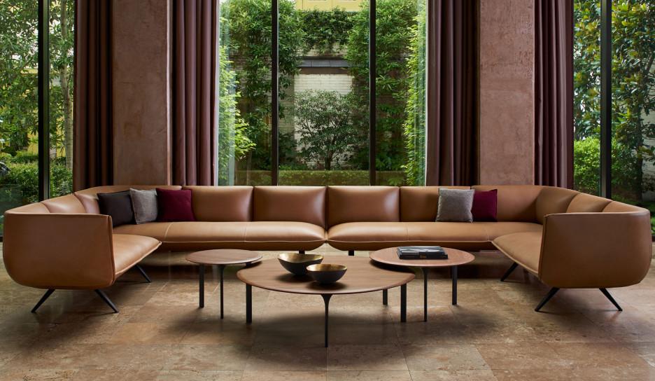 Лука Никетто для Bernhardt Design: универсальная мебель