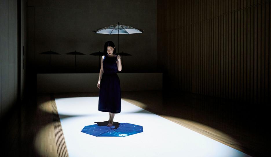 Nendo: поэтическая инсталляция в парижском универмаге
