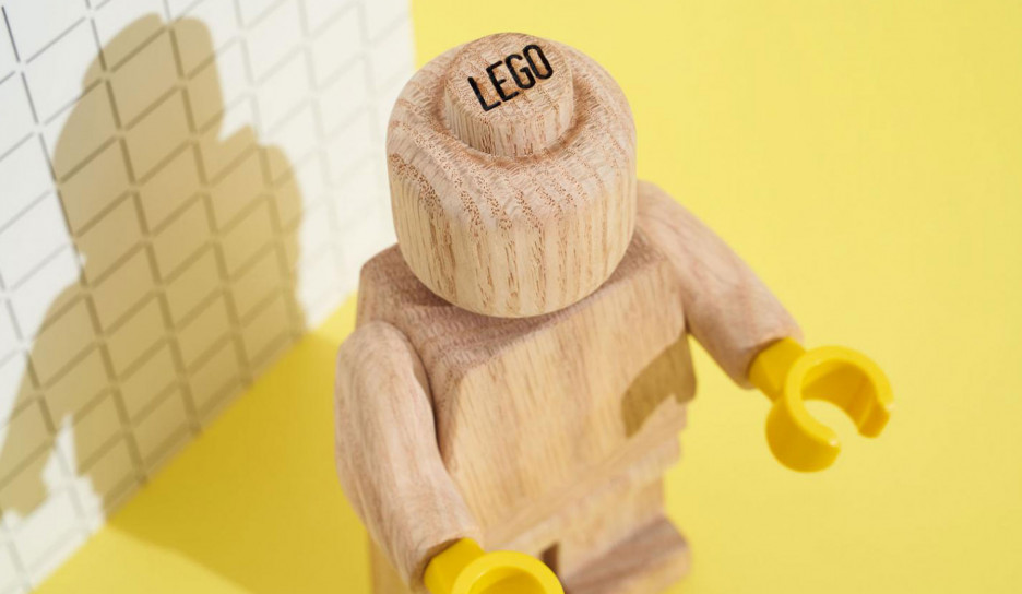 LEGO из дерева