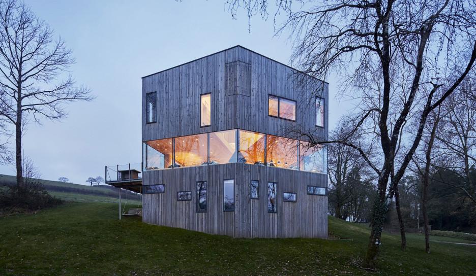 Лучшие дома 2019 года: проект Дэвида Шеппарда в Тивертоне