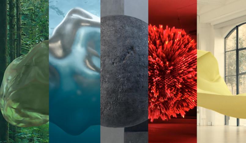 Цвет в 2021: 5 главных оттенков весны-лета