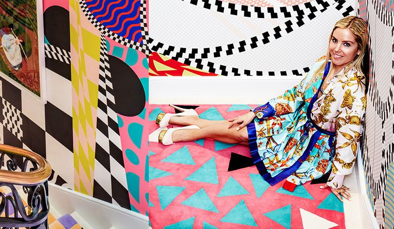 Саша Бикофф: декоратор молодых и богатых