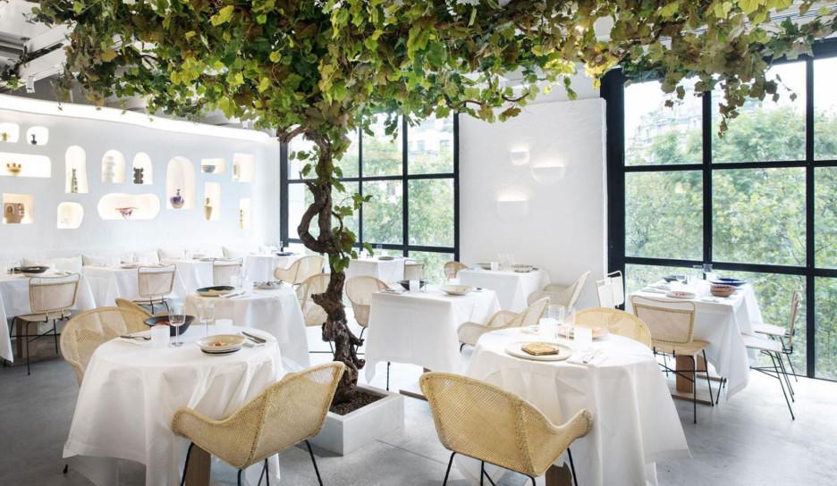 Симон Жакмюс: ресторан в Париже