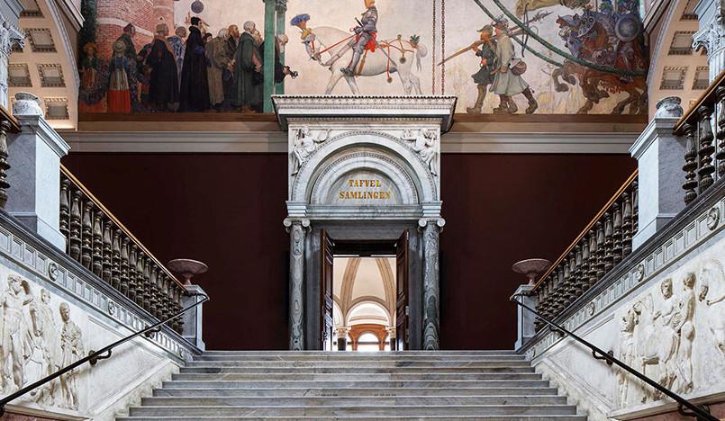 Nationalmuseum в Стокгольме: после капремонта
