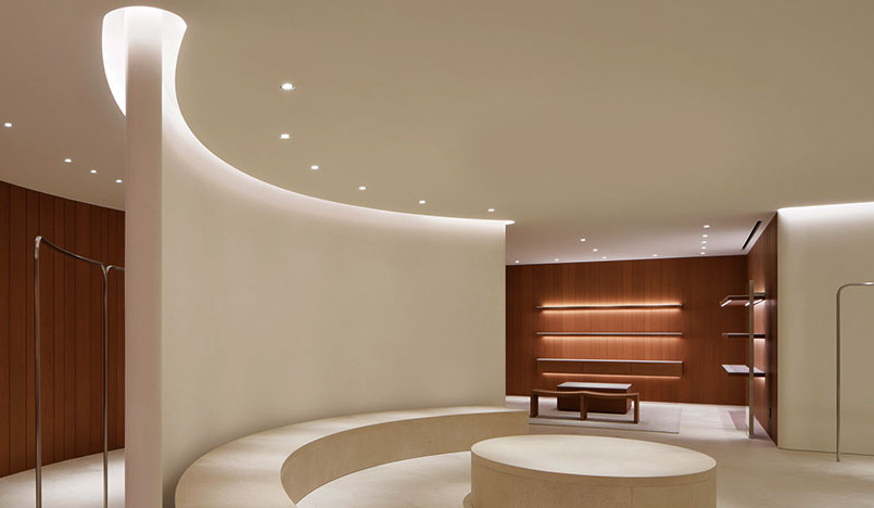 Джон Поусон: бутик Jil Sander в Токио