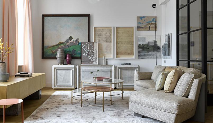 «Арт-бюро 1/1»: семейная квартира art & design