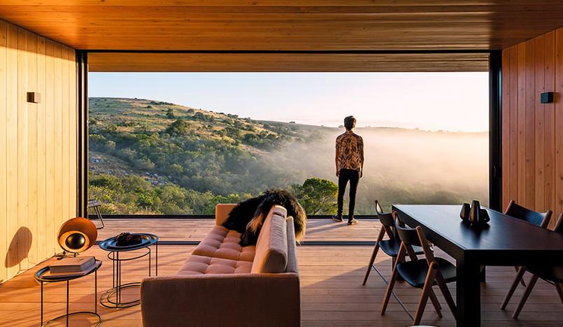 Окно в природу: 15 предложений от архитекторов