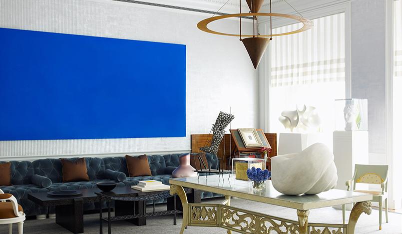 Cовременное искусство для декораторов: пять трендов