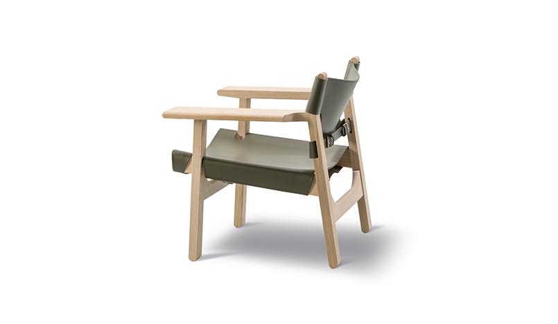 Испанское кресло датского дизайна
