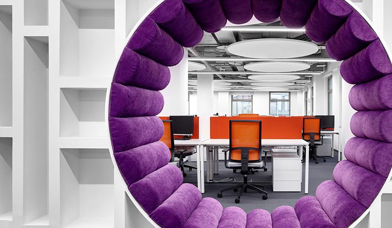 VOX architects: офис для работы и жизни