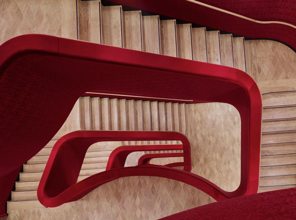 Herzog & de Meuron: реконструкция казино в Базеле