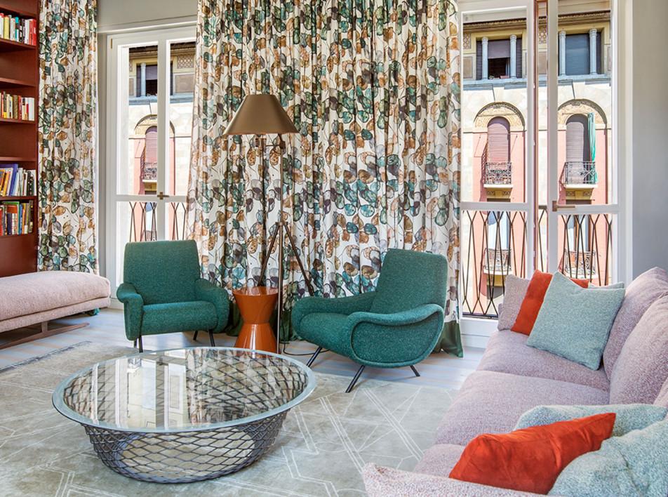 Майк Шилов: квартира в Милане