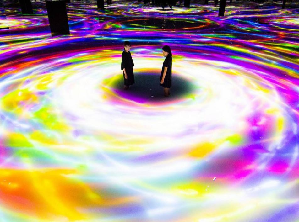 Свет и звук в иммерсивных инсталляциях